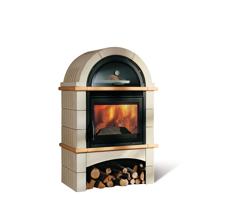 Stufe per riscaldamento a legna e stufe a pellet pramar casa - Nordica stufe a legna ...