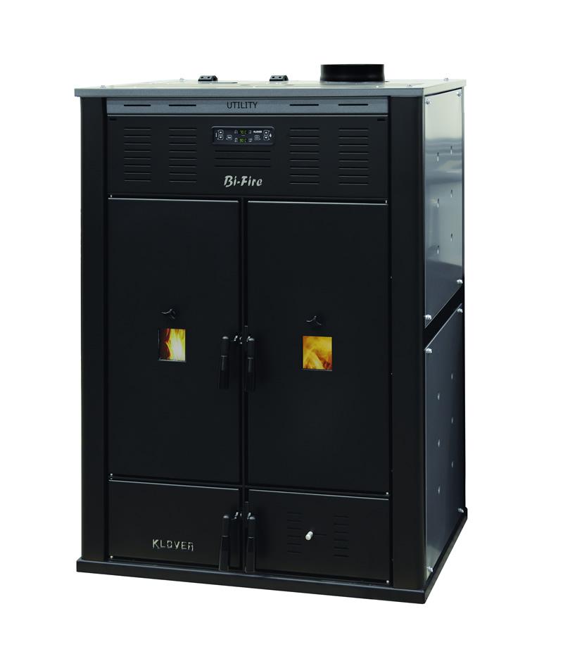 Termoprodotti termostufe termocucine termocamini - Termostufe a legna klover ...